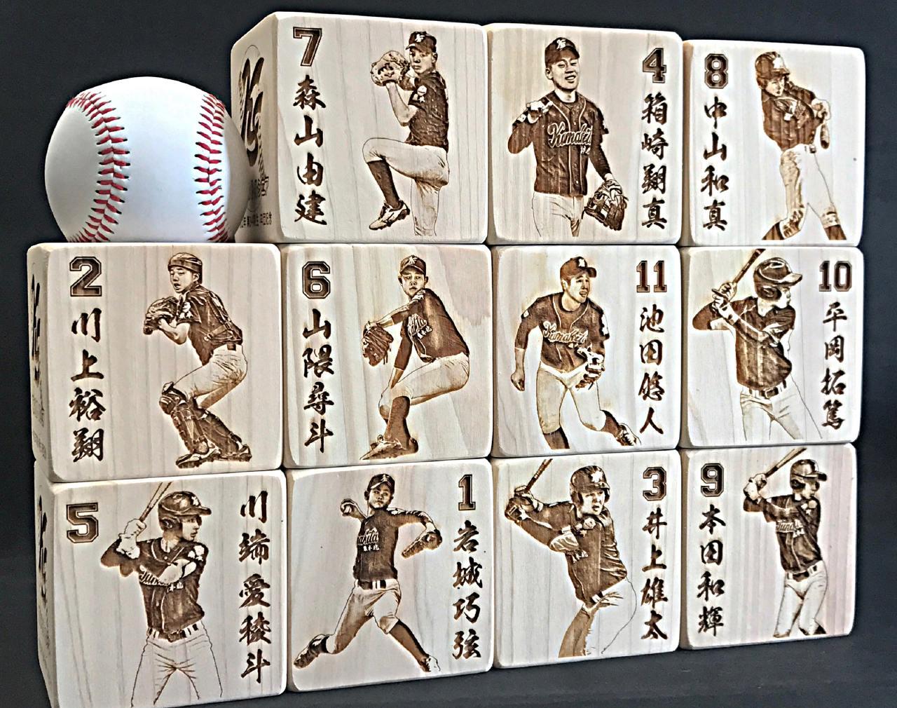 野球卒団記念品 リトル・ボーイズリーグ